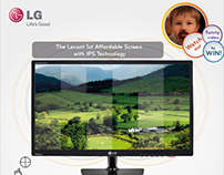 LG New Screen ( IPS ) Facebook Game
