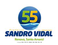 Campanha Sandro Vidal