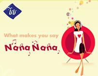 Nana Facebook Fun Games