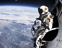Red Bull Stratos Social Media Strategy