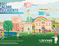 Kayma - Corporate identity