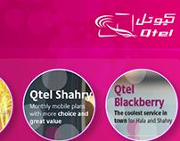 Qtel Qatar Facebook Apps