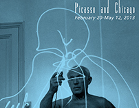 Art Institute of Chicago 'Picasso and Chicago' Mailer