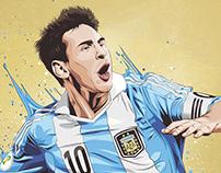STARS WORLD CUP 2014