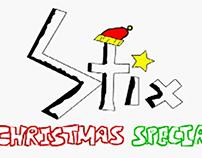 My Animated Short Series - Stix Christmas