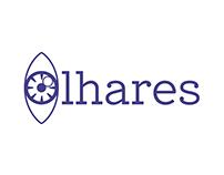 Logotipo Olhares