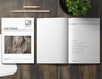 Identidad corporativa y branding para ACH