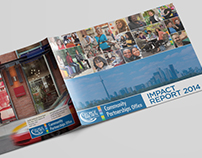 Community Partnerships Office - Impact Report 2014