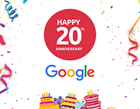Google Birthday Post