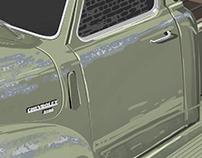 Chevrolet 3100 in Detroit
