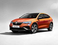 Renault Megane Crossover 2022