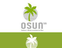 Propuesta Logotipo para OSUN Ropa Masculina