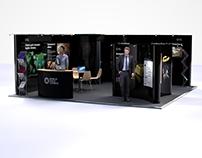 World Gold Council exhibition visuals