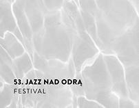 Jazz nad Odrą - poster