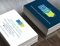 CT3 business cards