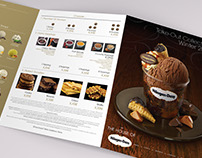 Haagen-Dazs Take-Away Menu for Restaurants
