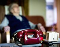 Yksinäinen vanhuus / Sylvi, 91 / Old Age Loneliness