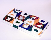 Milton Glaser Accordion Book