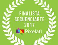Finalista Secuenciarte de Pixelatl / En las Paredes