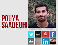 Saadeghi.ir / My VCard