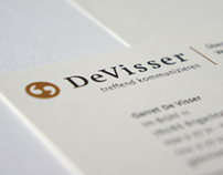 DeVisser | Logo and Stationary