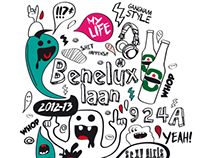 Beneluxlaan 924a T-shirts
