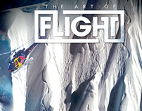 The Art of FLIGHT - Social/Digital Promotion