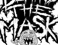 Behind the mask illustration