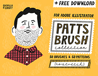 Patts Brush Collection + FREE DOWNLOAD!