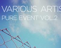 VARIOUS ARTIS pure event Vol.2