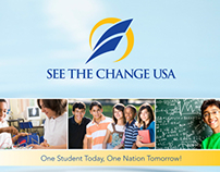 See The Change USA Brand Development