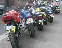 Suzuki - L-Plates
