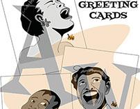 Jazz Greeting Cards