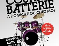 Flyer Drums lesson