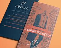 Folder | Empresa Sátyro Consultoria