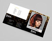Trim Xmas Card 2016