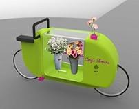 Flower Bike Concept