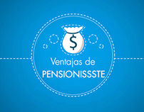 VENTAJAS DE PENSIONISSSTE