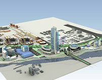 Chelyabinsk City Masterplan