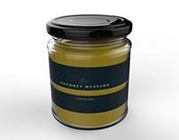 Colman's Gourmet Mustard Brand