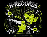 H - Records - Aniversario