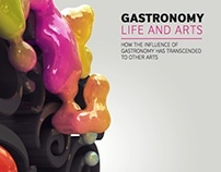 Comenius Poster - Gastronomy Life and Arts