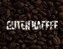 Guten Kaffee Branding
