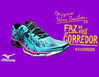 MIZUNO run run run