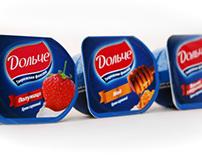 President Dolce Yogurt
