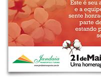 Anúncio de jornal - Jandaia