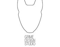 Grime Design Studio logo