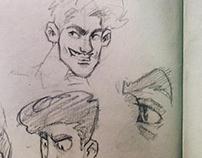 Pen/Pencil sketches