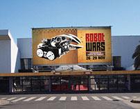 ROBOT WARS: Exposición de robots de combate