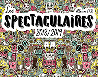 Les spectaculaires 2018/2019